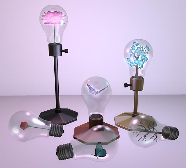 daydream lightbulbs