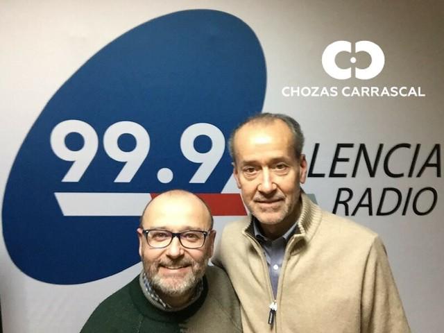 Chozas Carrascal todo irá bien Paco Cremades la música de su vida las 5 de Carlos Llobet