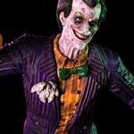 Iron Studios 蝙蝠俠:阿卡漢騎士【小丑】Arkham Knight The Joker 1/10 比例全身雕像作品