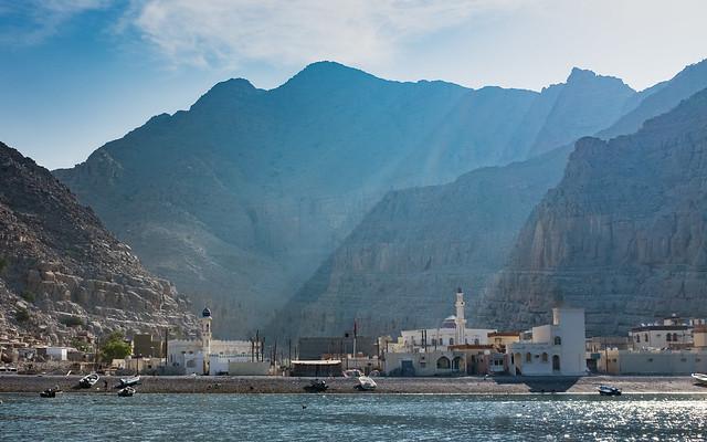 Oman // Kumzar - Musandam