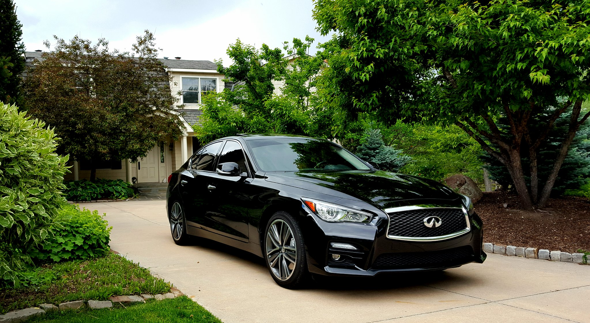 Infiniti Q50 Wallpaper Thread