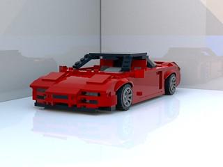 1992 Honda NSX Type R