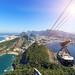 View over beautiful Rio de Janeiro, Brazil by Maria_Globetrotter