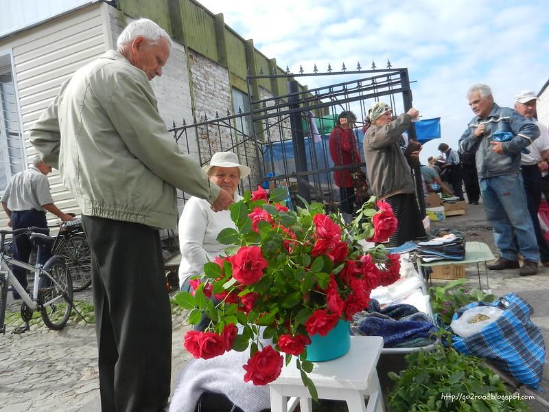 Рынок, Новгород-Северский