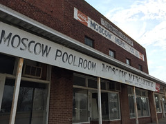Moscow Poolroom