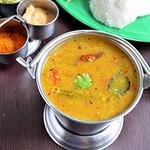 Hotel Idli Sambar Recipe