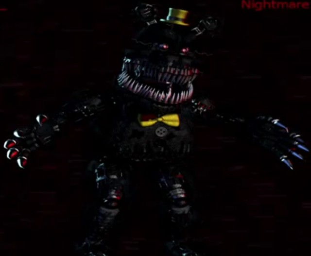 Five Nights at Freddy's 4 - Nightmare