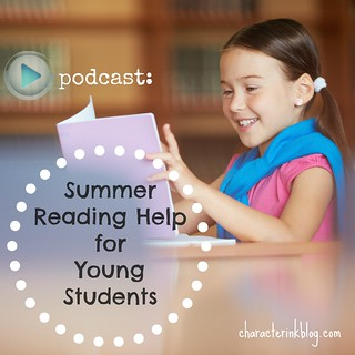 Summer Reading Help for Young Students
