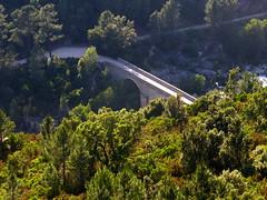 Ponti di Marionu depuis le sentier de Costa di Barola