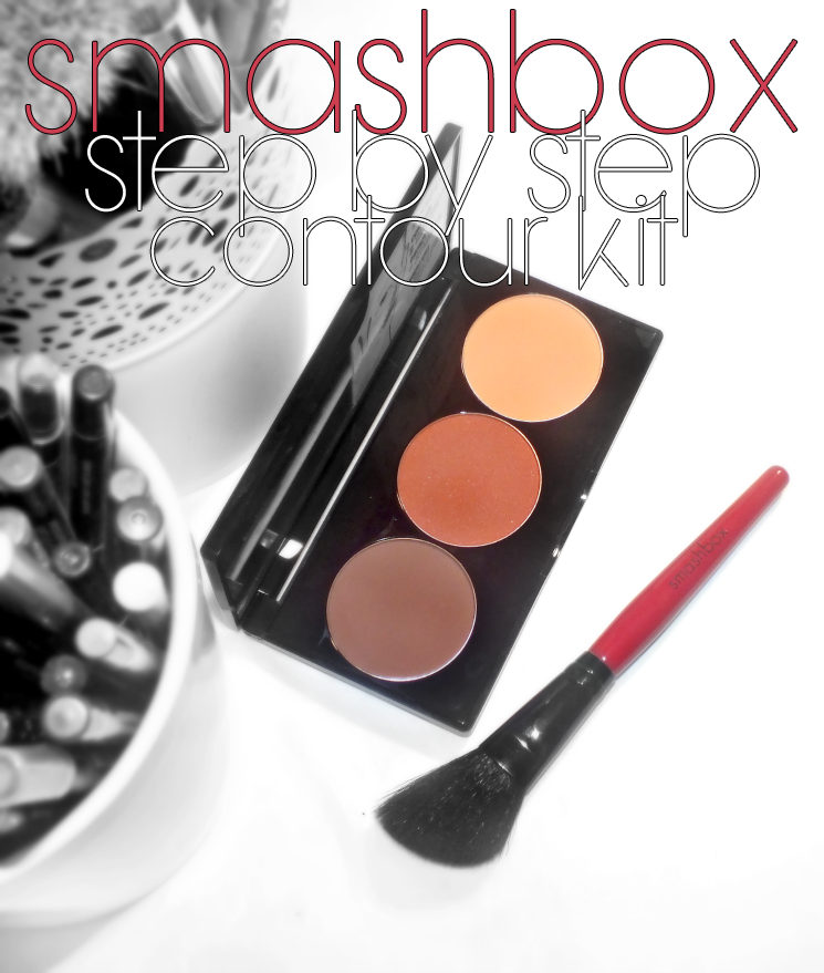 Smashbox Step-By-Step Contour Kit Medium Dark  (2)