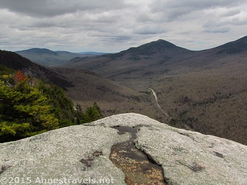 Views of Grafton Notch from atop Table Rock, Grafton Notch State Park, Maine
