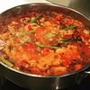 Making paella without my paella pan