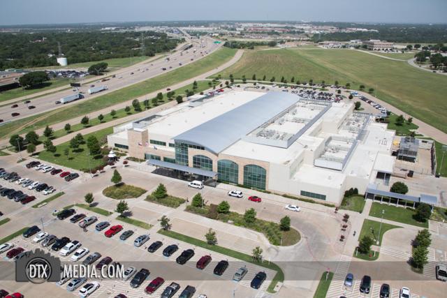 Fort Worth Aerial