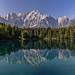 Mirror Lake - Explored - by Achim Thomae