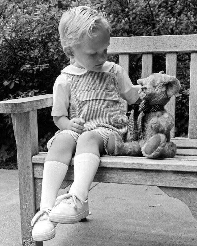 John & bear