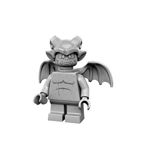 LEGO 71010 Collectible Minifigures Series 14 10 - Gargoyle