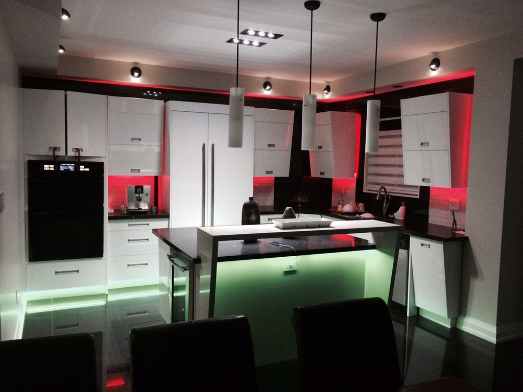 Kitchen Accent Lighting 4