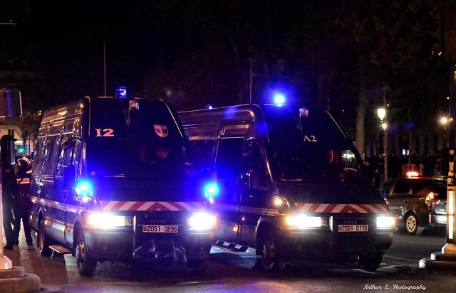 Gendarmerie Mobile - VTGGM