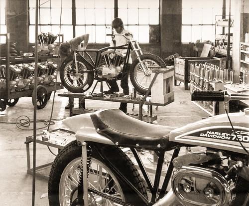 Harley Davidson 1970
