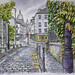 Autumn in Montmartre by jeff smith 55