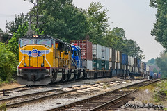 UP 5029 | EMD SD70M | UP Memphis Subdivision