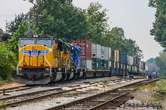 UP 5029 | EMD SD70M | UP Memphis Subdivision