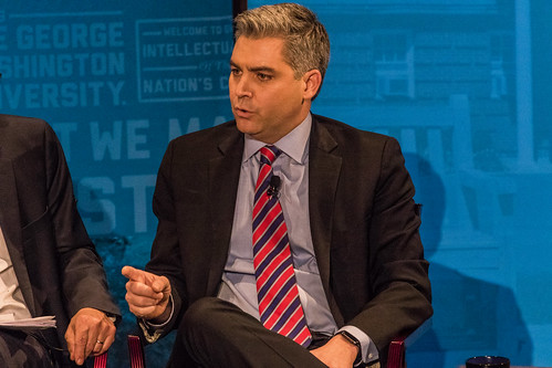 CNN's Senior White House Correspondent Jim Acosta