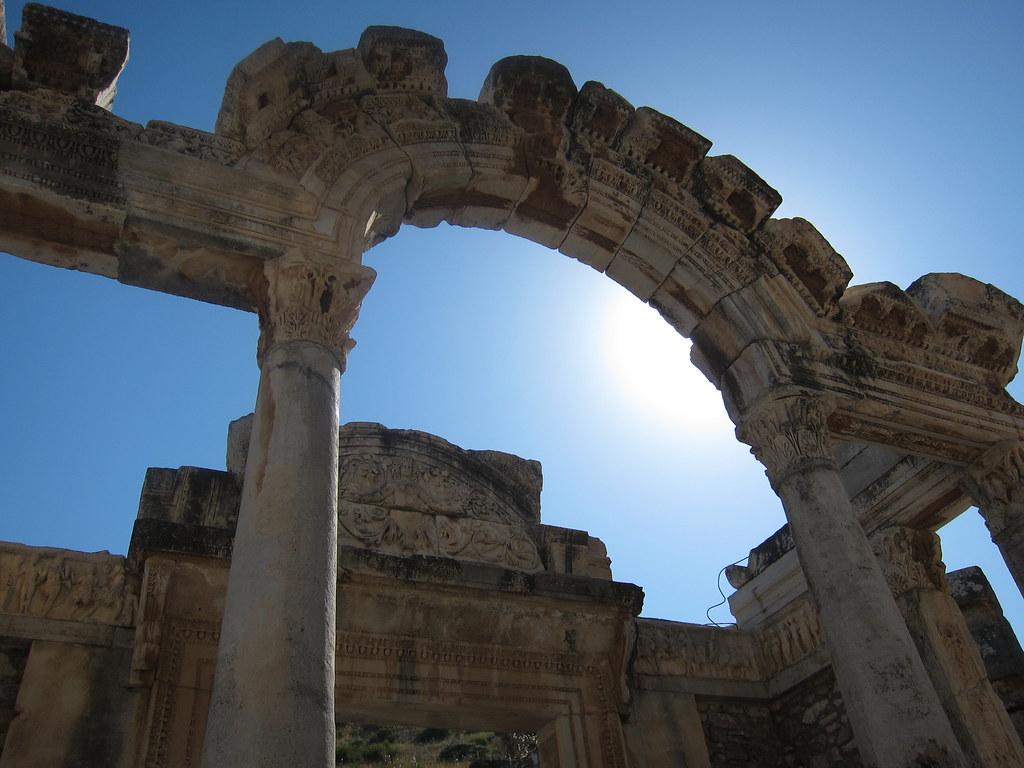 艾菲索斯Efes哈德良神廟