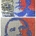 Obama Portrait Made Out Of 1600 Upcycled Bottle Caps