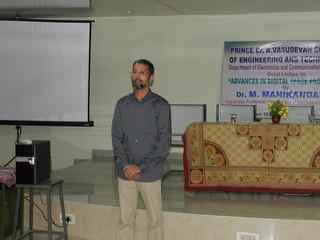 PDKV ECE Guest Lecture