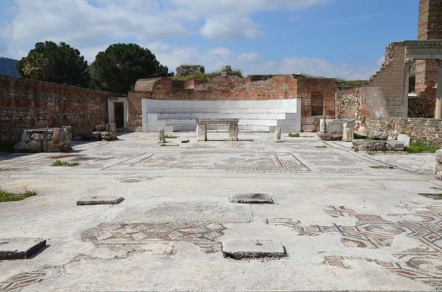 Sardis Synagogue, late 3rd century AD, Sardis, Lydia, Turkey