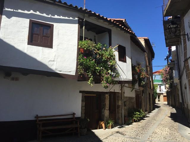 Calle de Gata (Sierra de Gata, Extremadura)