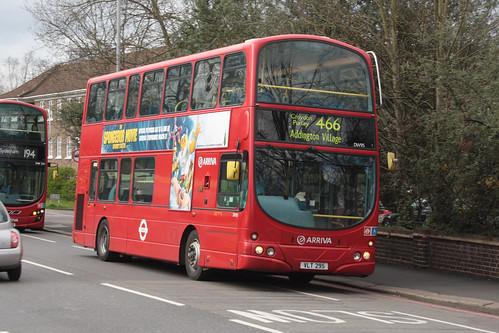Arriva London South DW95 VLT295