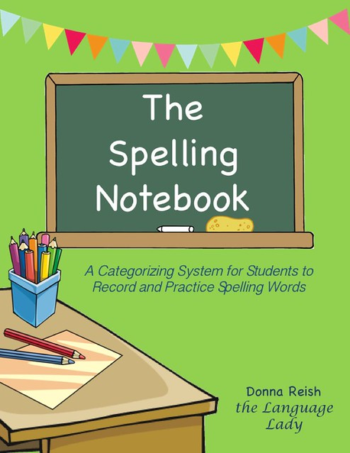 Introducting The Spelling Notebook