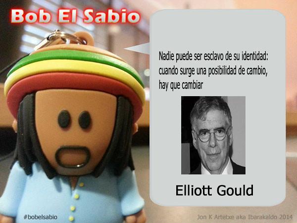 Bob El Sabio. La Identidad