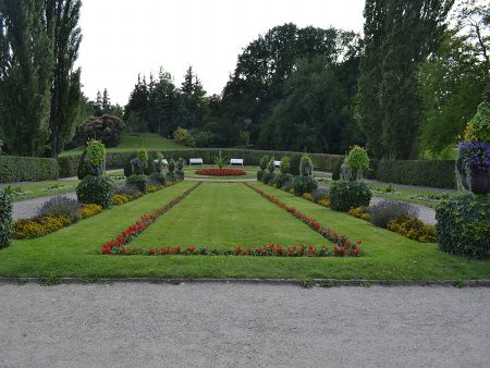 Gradina Botanica 4 5 Recomandari turistice in Berlin