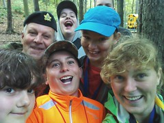 Western Ontario Area Orienteering Competition, 4 Oct 14