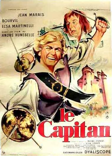 Le Capitan.