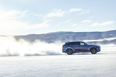 Jaguar F-PACE Tested To Extremes