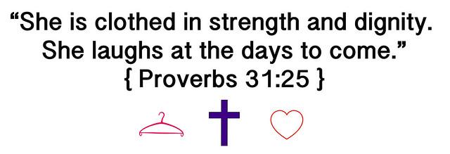 Proverbs 3125 Circle
