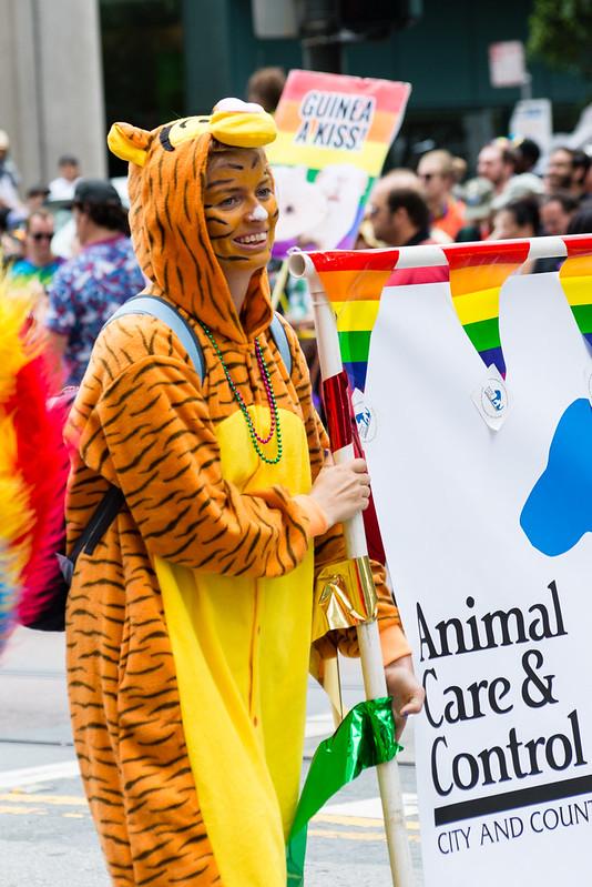 San Francisco Pride / Animal Care & Control
