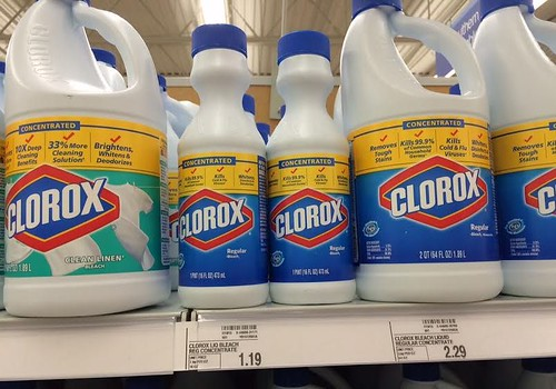 Clorox Coupons Are Back Get Clorox Bleach For 003 Per Oz
