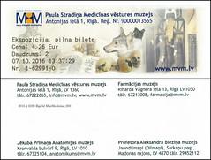 Museum Latvia Riga Pauls Stradins Medicine History Museum