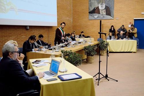 Alla San Giorgio la prima seduta del Consiglio Regionale