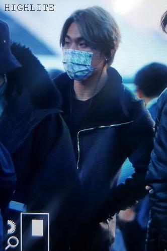 BIGBANG departure Seoul to Fukuoka 2016-12-09 (34)