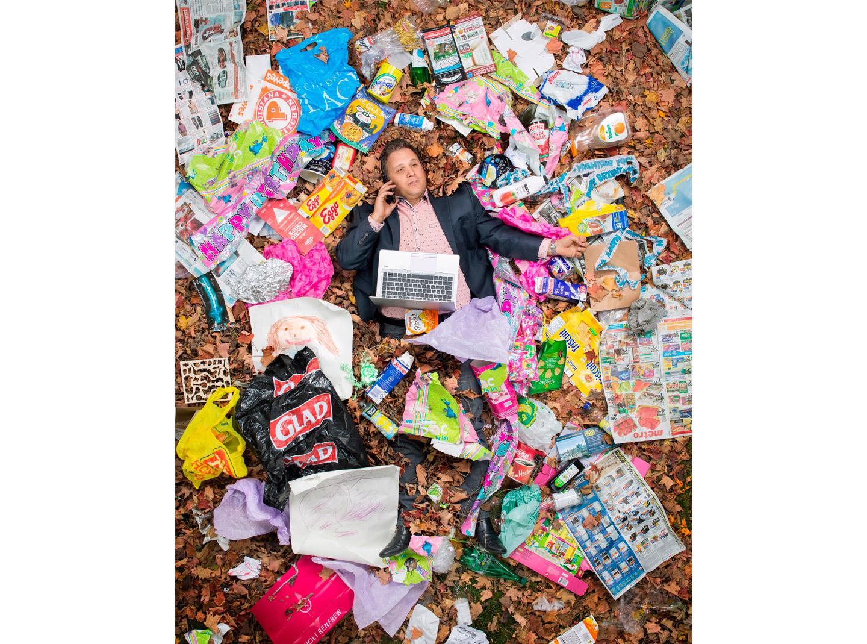 與你的垃圾共枕眠:上帝用七天創造世界,人類用七天創造垃圾10