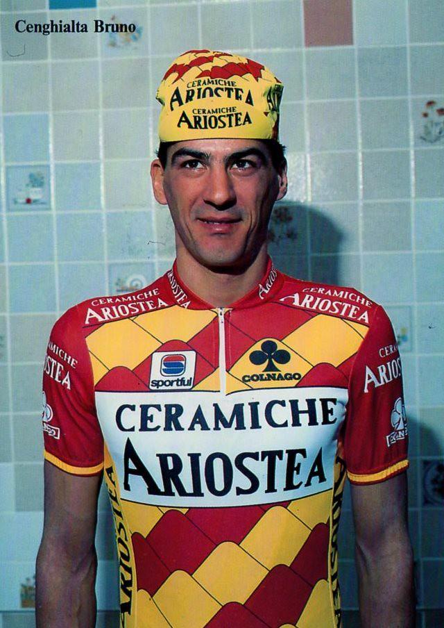 Bruno Cenghialta - Ceramiche Ariostea 1992