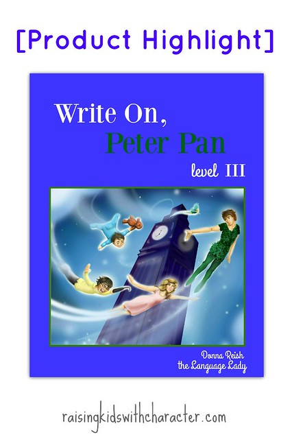 Product Highlight Write On, Peter Pan! Level III