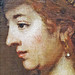 Rembrandt - Saskia as Flora, detail 15bs [early 1650s] - Metmuseum by petrus.agricola