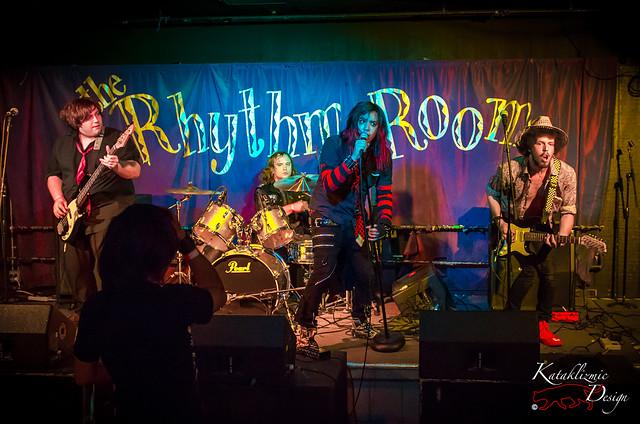 Unagi Usagi - The Rhythm Room 2-16-17